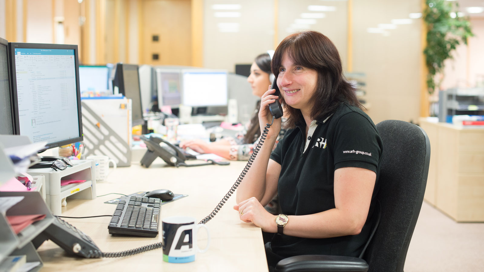 The ARH Group is dedicated to delivering first-class customer service