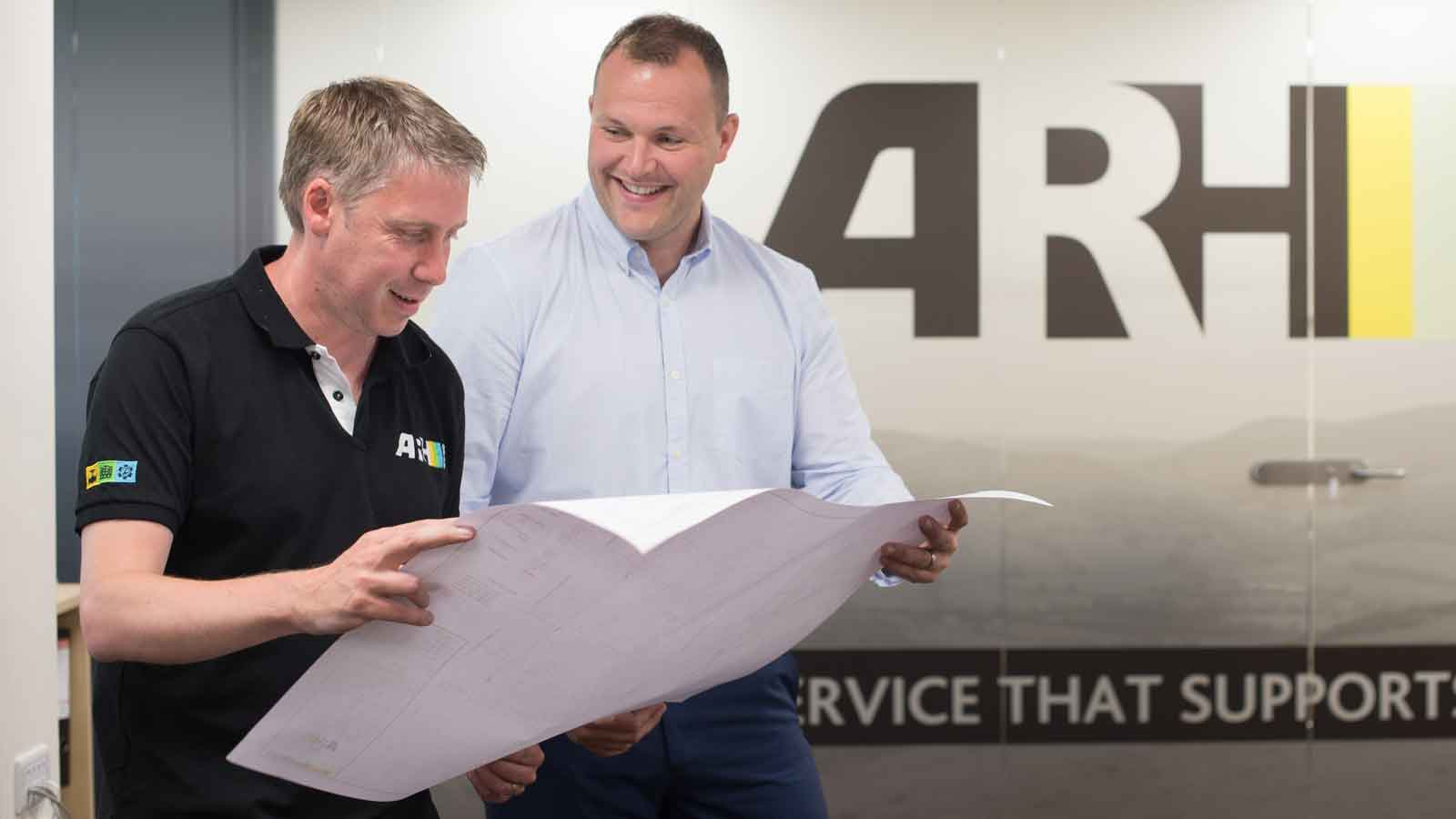The ARH Group, leading providers of Process Engineering Solutions